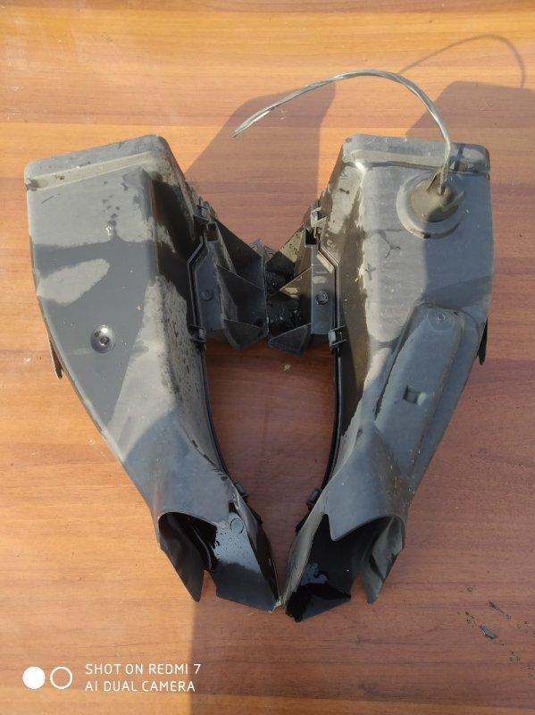 Воздуховод тормозов Bmw X5 E53 N62B44 2006 левый