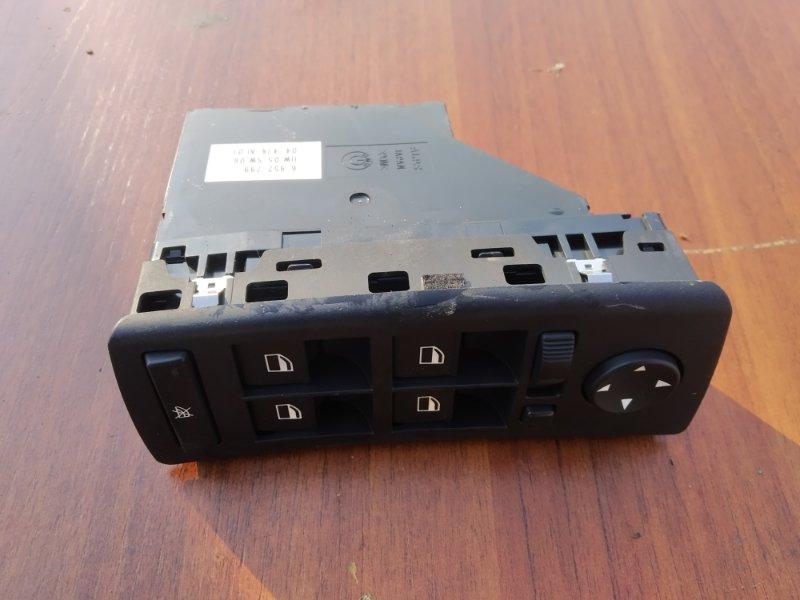 Блок упр. стеклоподьемниками Bmw X5 E53 N62B44 2006