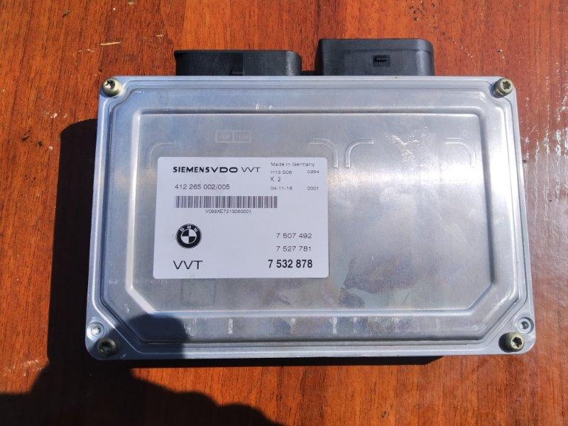 Блок управления вольвотроника Bmw X5 E53 N62B44 2006