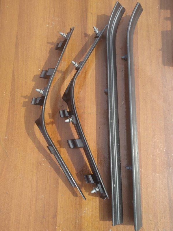Накладка на порог Bmw X5 E53 N62B44 2006