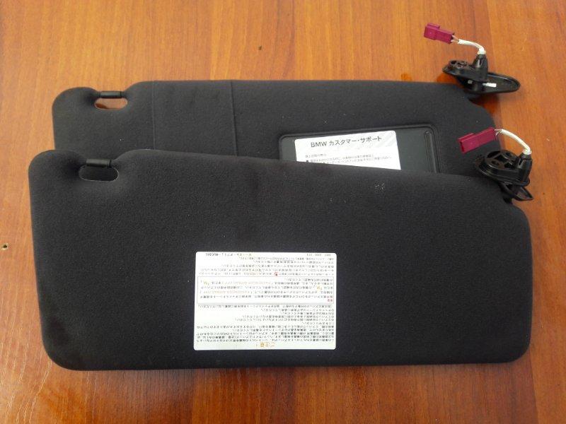 Козырек Bmw X5 E53 N62B44 2005 передний