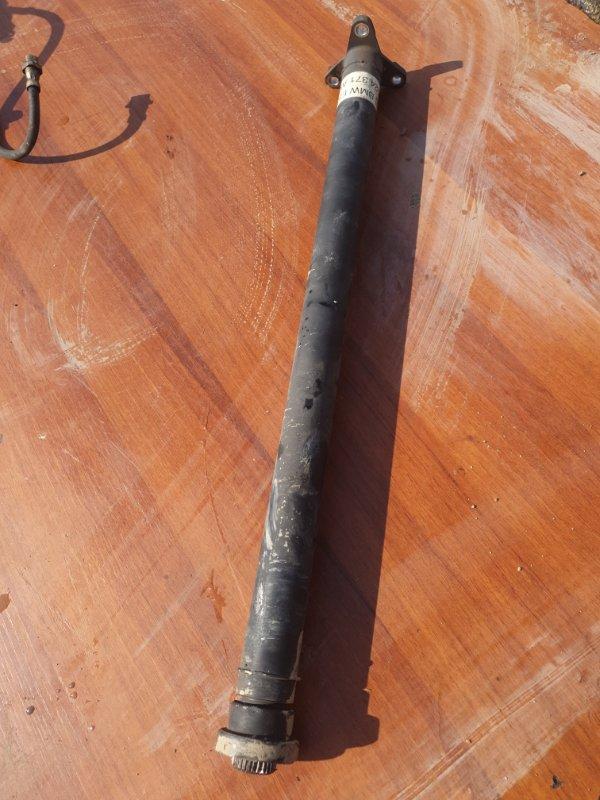 Карданный вал Bmw X5 E53 N62B44 2006 передний