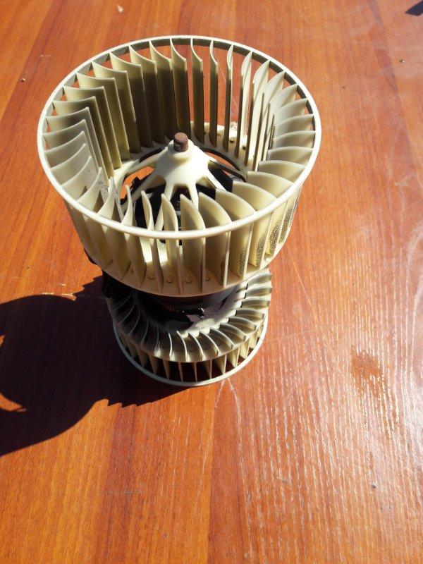 Мотор печки Bmw X5 E53 N62B44 2005