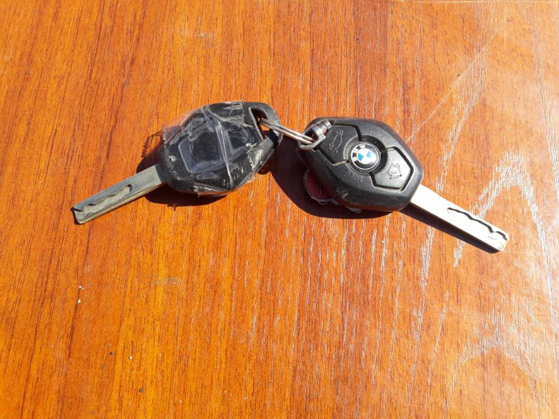 Ключ Bmw X5 E53 N62B44 2005