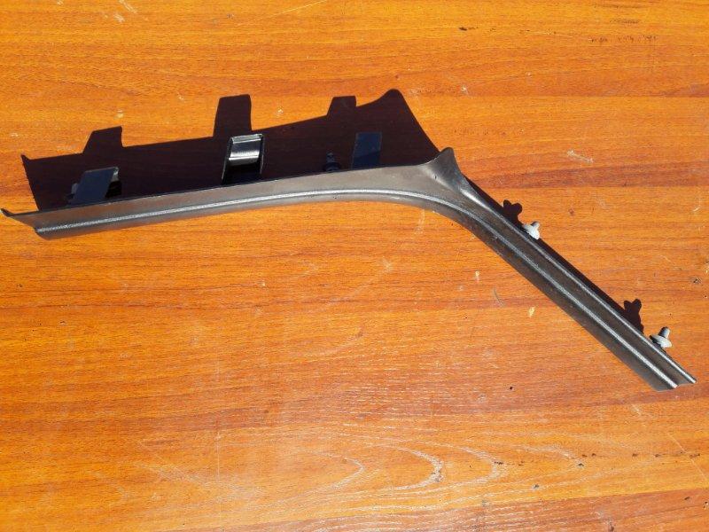 Накладка на порог Bmw X5 E53 N62B44 2005 задняя правая