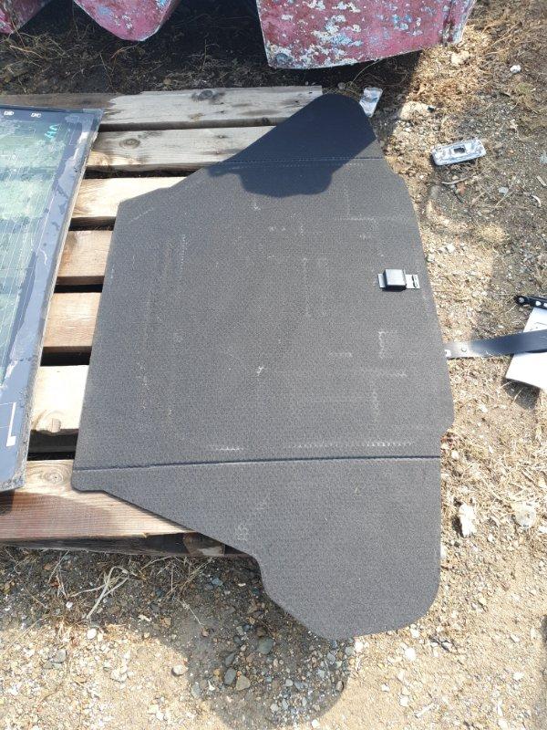 Пол багажника Lexus Hs250H ANF10 2AZFXE 2011