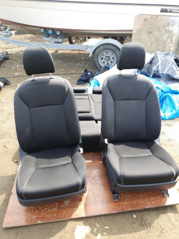 Сидения комплект Lexus Hs250H ANF10 2AZFXE 2011