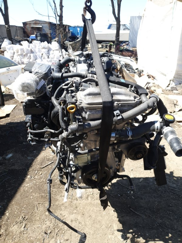 Двигатель Toyota Crown AWS210 2015