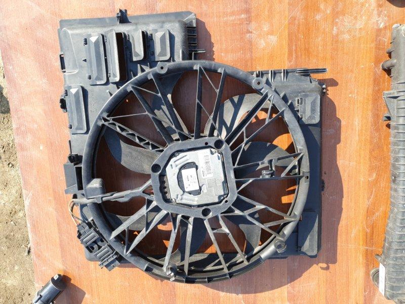 Вентилятор радиатора кондиционера Bmw X5 E53 N62B44 2005