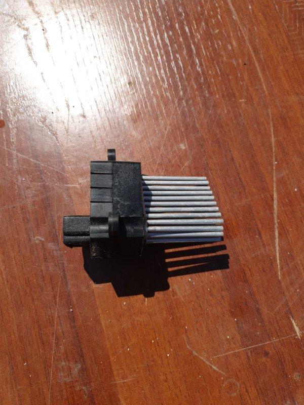 Реостат печки Bmw X5 E53 N62B44 2006
