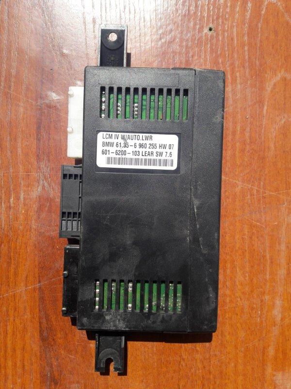 Блок системы автоматической диагностики lcm Bmw X5 E53 N62B44 2006