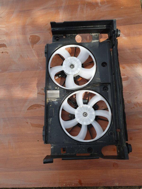 Диффузор радиатора Lexus Hs250H ANF10 2AZFXE 2011
