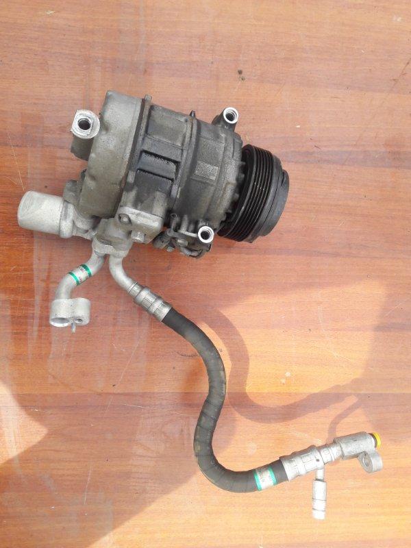 Компрессор кондиционера Bmw X3 E83 N52B25 2006