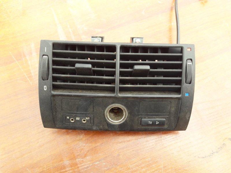 Дефлектор воздушный Bmw X5 E53 M62B44 2001