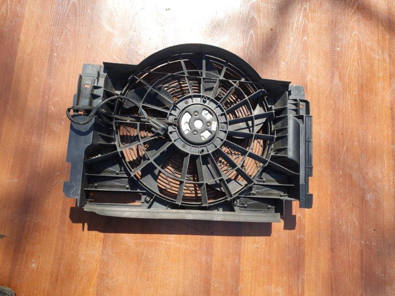 Вентилятор радиатора кондиционера Bmw X5 E53 M62B44 2001