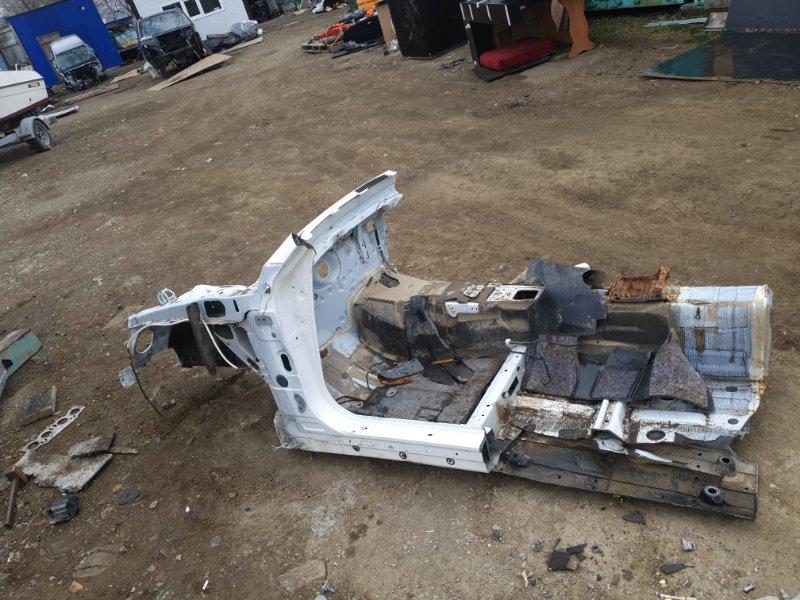 Лонжерон Toyota Crown AWS210 2ARFSE 2013 левый
