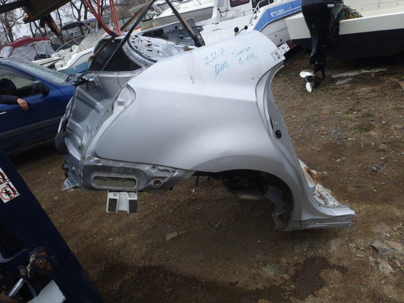 Крыло Lexus Hs250H ANF10 2AZFXE 2011 заднее правое
