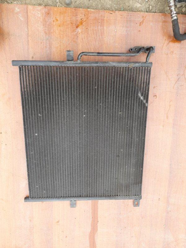 Радиатор кондиционера Bmw X3 E83 N52B25 2006