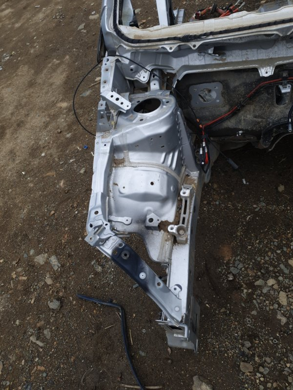 Лонжерон Lexus Hs250H ANF10 2AZFXE 2011 правый