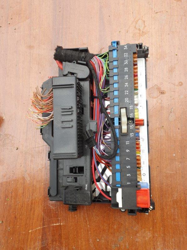 Блок предохранителей Bmw X3 E83 N52B25 2006