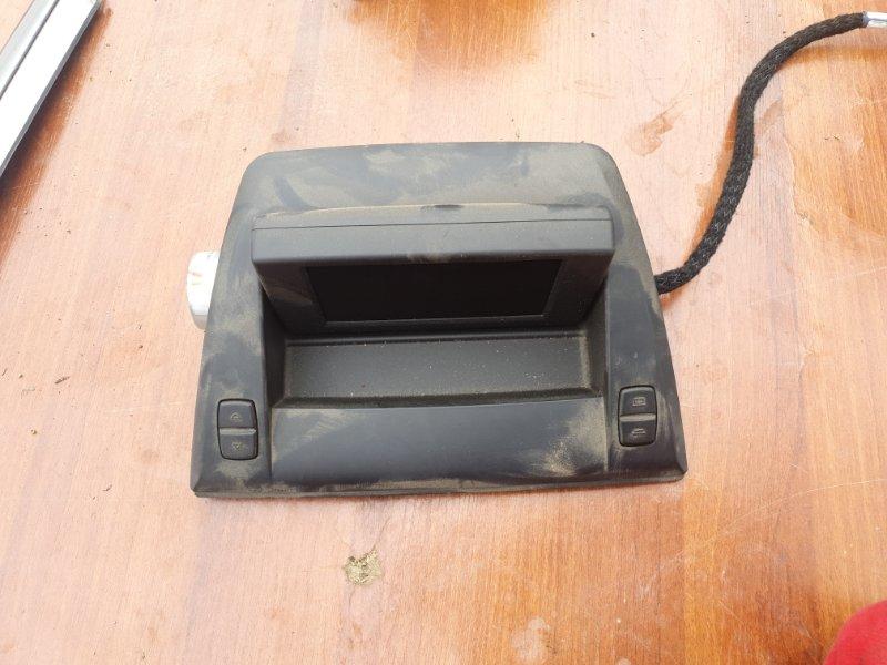 Монитор Bmw X3 E83 N52B25 2006