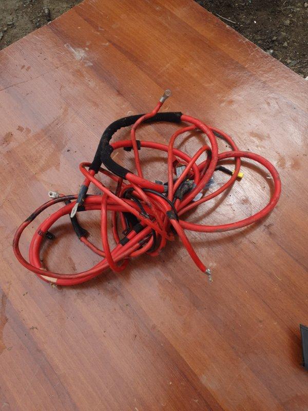 Высоковольтный кабель Bmw X5 E53 M62B44 2001