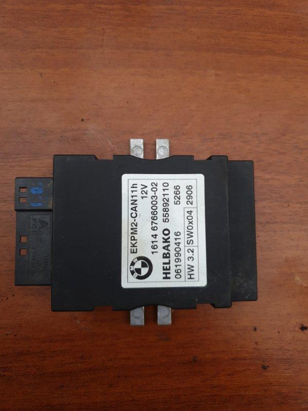 Блок управления бензаносом Bmw X3 E83 N52B25 2006