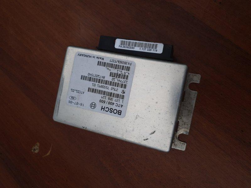 Блок управления раздаточной коробки Bmw X3 E83 N52B25 2006