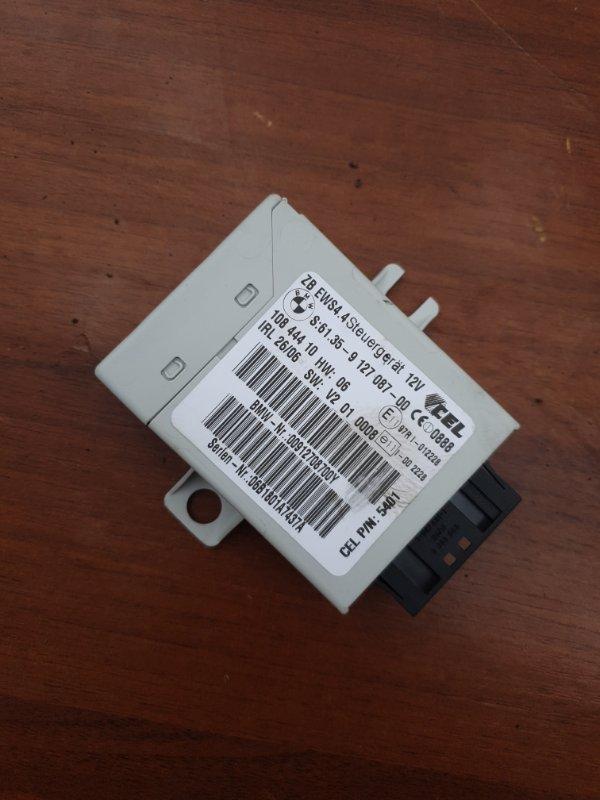 Блок управления , иммобилайзер Bmw X3 E83 N52B25 2006
