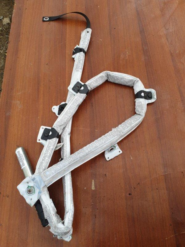 Подушка безопасности боковая, потолочная Bmw X3 E83 N52B25 2006 левая