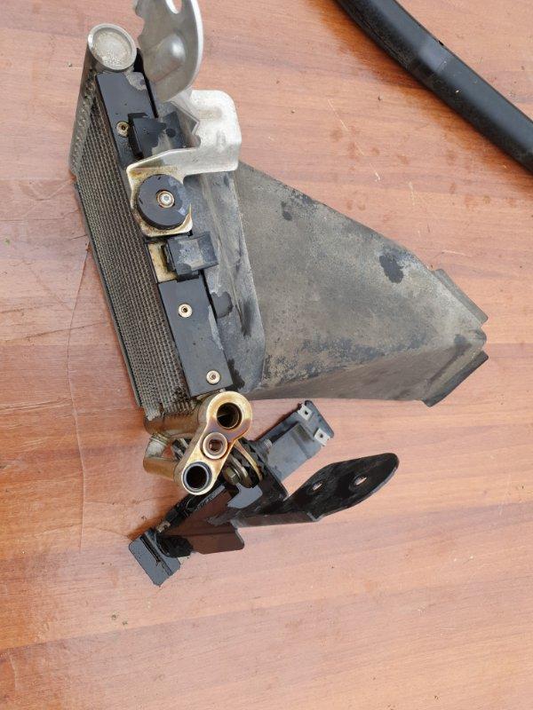 Радиатор масляный Bmw X3 E83 N52B25 2008