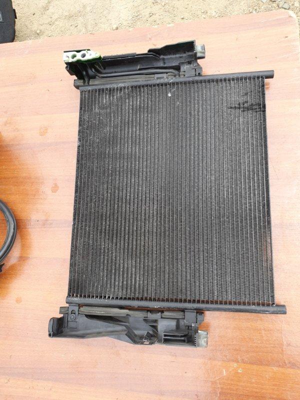 Радиатор кондиционера Bmw X3 E83 N52B25 2008