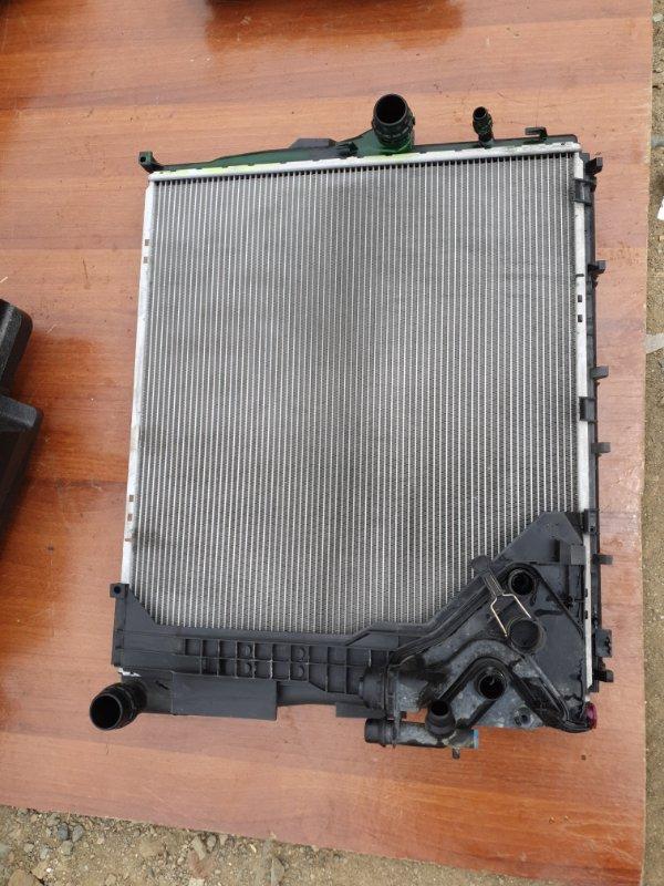 Радиатор основной Bmw X3 E83 N52B25 2008