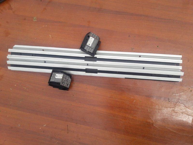 Направляющая шторки Bmw X3 E83 N52B25 2008