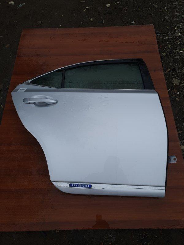 Дверь Lexus Hs250H ANF10 2AZFXE 2011 задняя правая