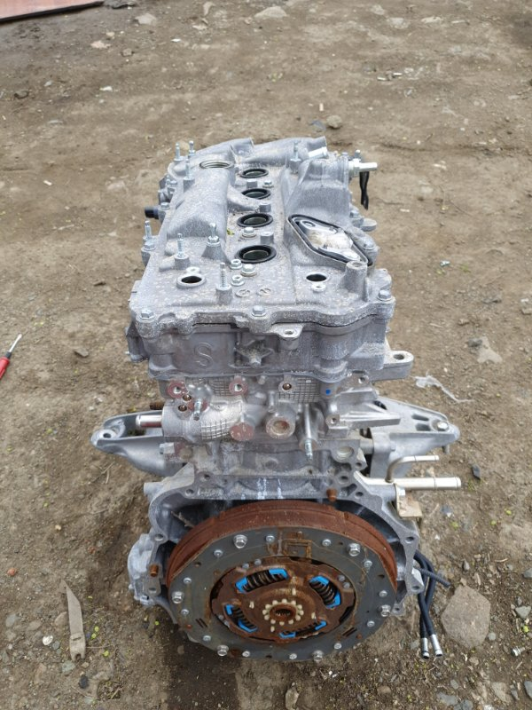 Двигатель Toyota Crown AWS210 2ARFSE 2014