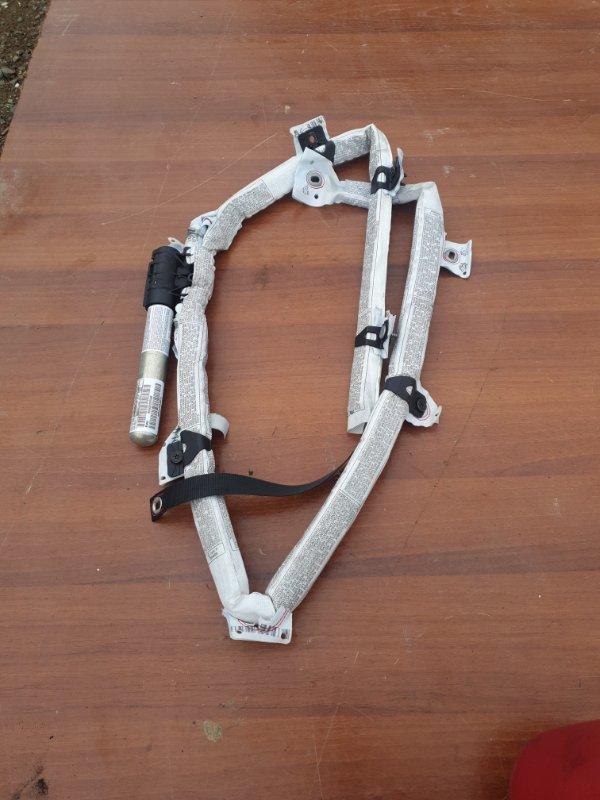 Подушка безопасности боковая, потолочная Bmw X3 E83 N52B25 2008 левая