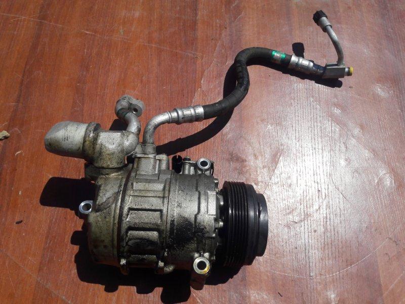 Компрессор кондиционера Bmw X3 E83 N52B25 2008