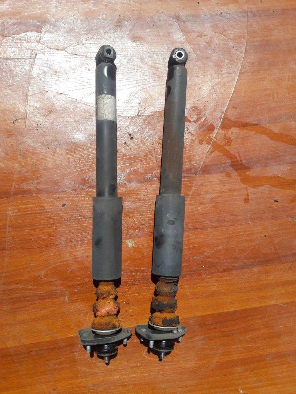 Амортизатор Bmw X3 E83 N52B25 2008 задний