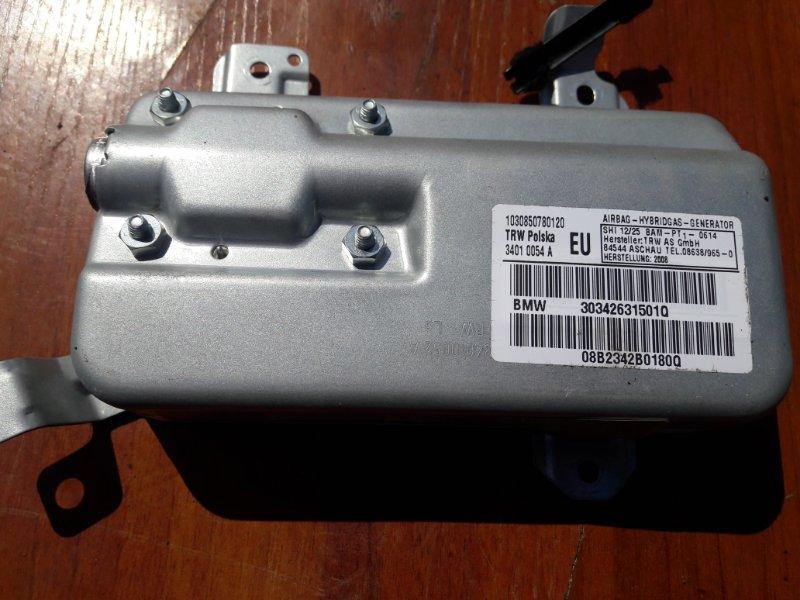 Airbag в дверь Bmw X3 E83 N52B25 2008 передний левый