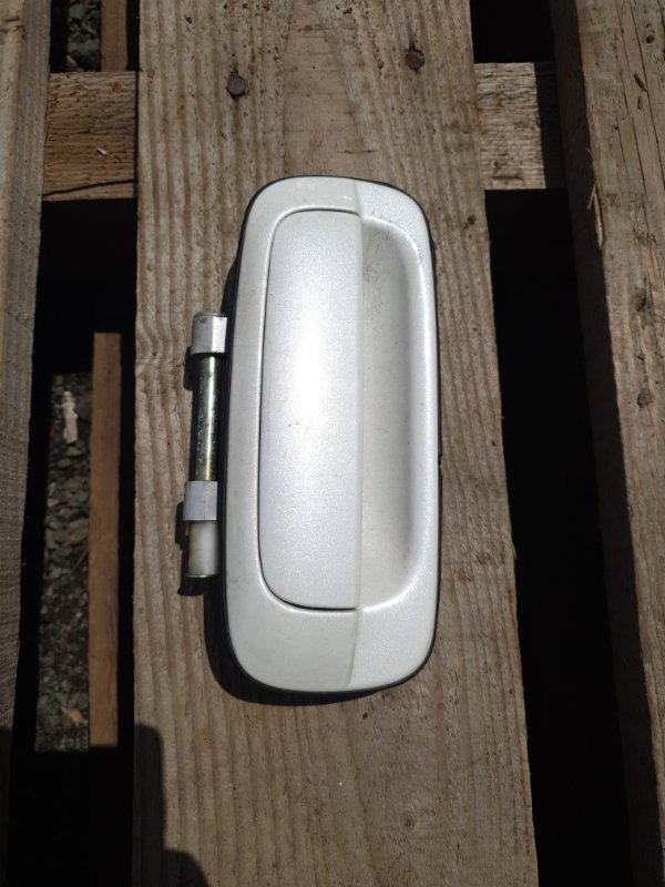 Ручка двери внешняя Toyota Aristo JZS161 2JZGTE 1999 задняя правая