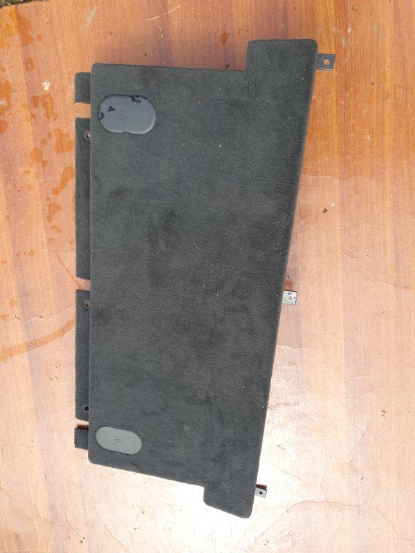 Пол багажника Bmw X3 E83 N52B25 2008