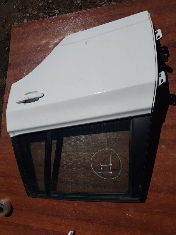 Дверь Bmw X3 E83 N52B25 2008 задняя левая
