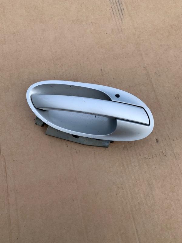 Ручка двери Bmw 7-Series E65 N62B44A 2003 задняя правая