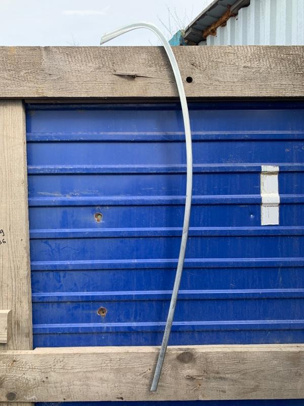 Молдинг на дверь Bmw 7-Series E65 N62B44A 2003 задний правый