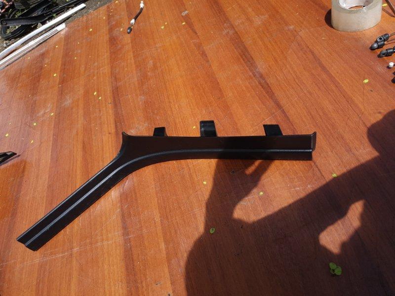 Накладка на порог Bmw X5 E53 M54B30 2005 задняя левая