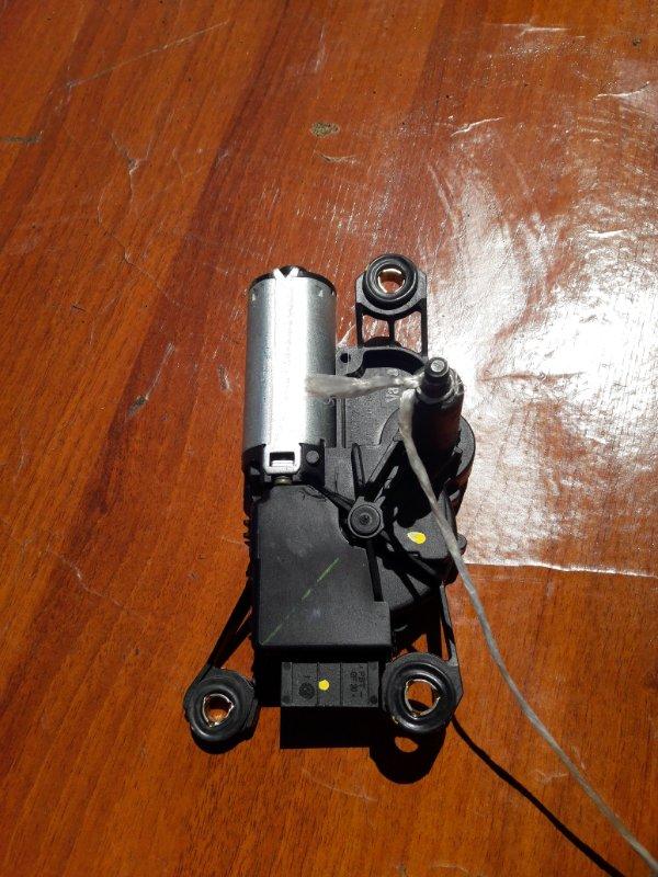 Моторчик стеклоочистителя Bmw X5 E53 M54B30 2005