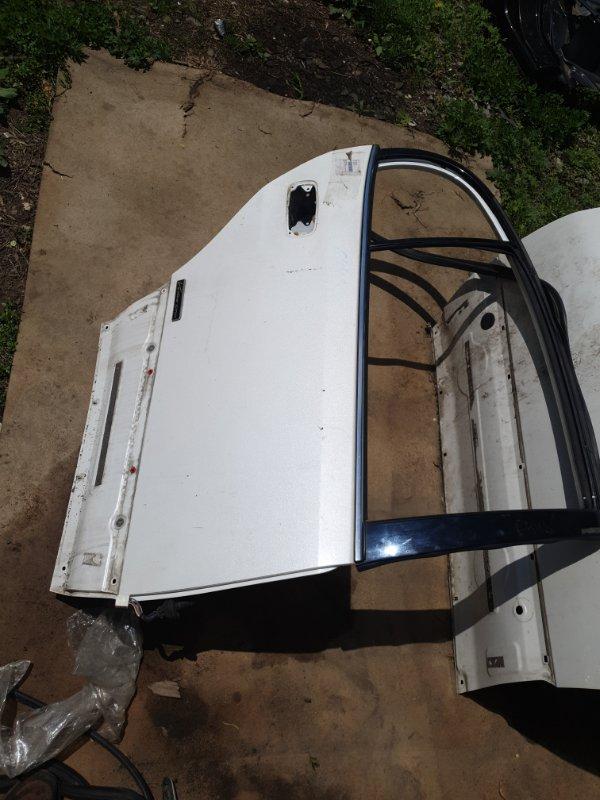 Дверь Toyota Aristo JZS161 2JZGTE 2001 задняя правая