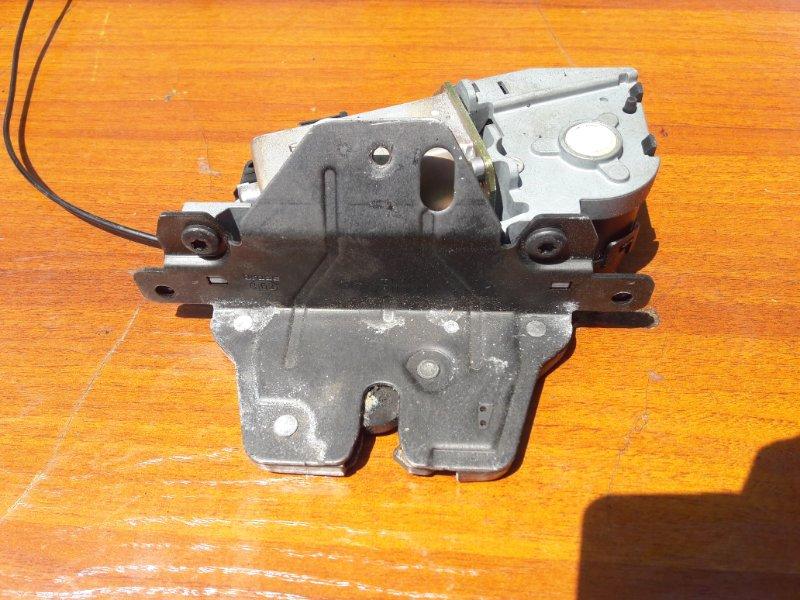 Замок багажника Bmw X5 E53 M54B30 2004