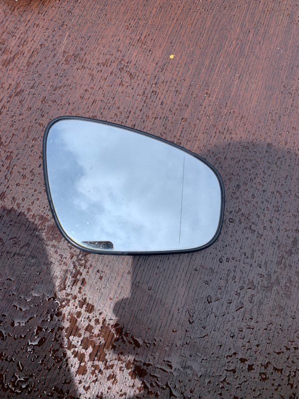 Полотно зеркала Toyota Crown AWS210 2ARFSE 2013 правое